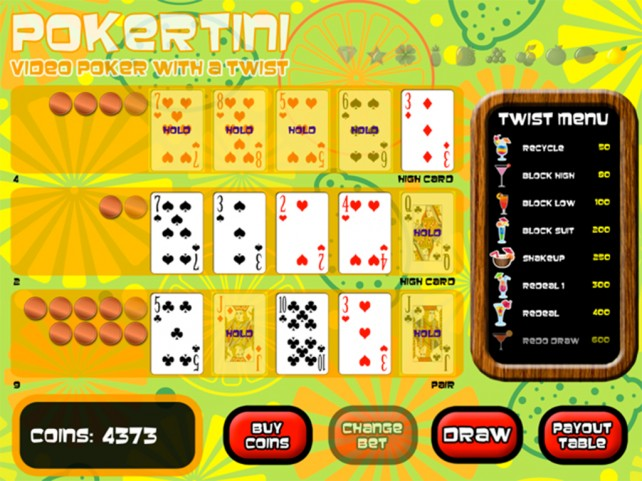 Smappsoft's Upcoming Game, Pokertini, Puts An Exciting Spin On Video Poker