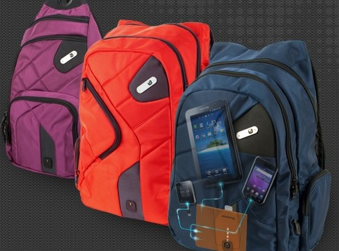 CES 2012: Travel With A Powerbag To Keep Your Mobile Office Up And Running