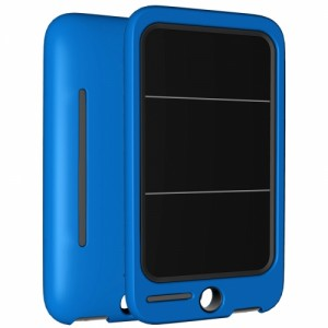 CES 2012: PowerSkin Shows Off Solar Powered Charger, 15-Year Phone Battery, Gaming Skin