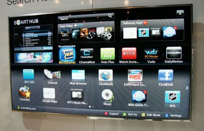 Samsung Setting Itself Up For Surprise When Apple Unveils New TV