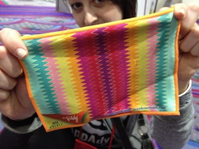 CES 2012: Toddy Cloth Announces New Spring Patterns