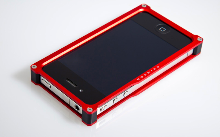 Product Review: Crimson Aluminum Frame Case