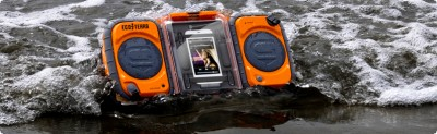 Grace Digital Launches Completely Waterproof Eco Terra Boombox