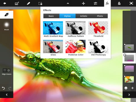 Touch-Optimized Version Of Adobe Photoshop Was Available In App Store - For A While