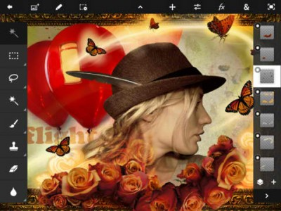 It's Official: Adobe Photoshop Touch Now Available In The App Store