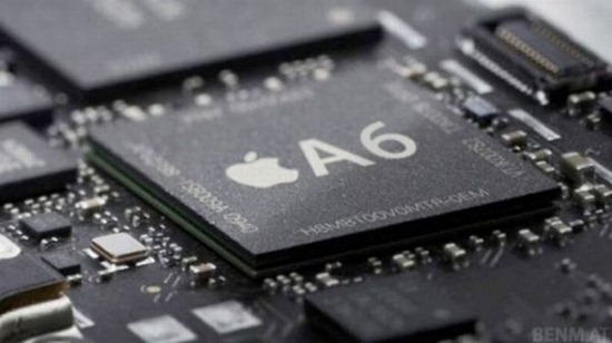 New Code Unveils Unidentified iOS Chip - A6?