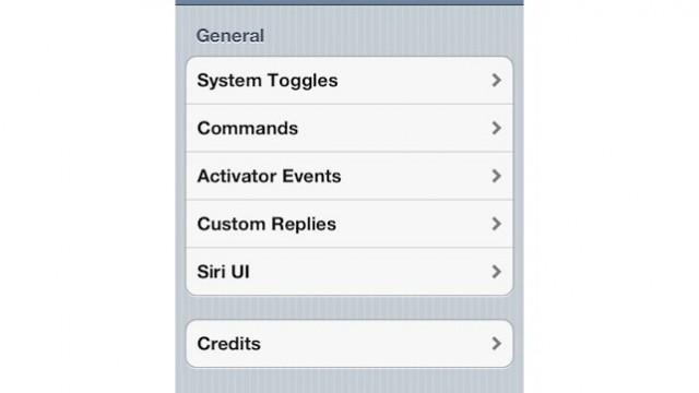Jailbreak Only: MySiri - Deep Siri Customization, Coming Soon