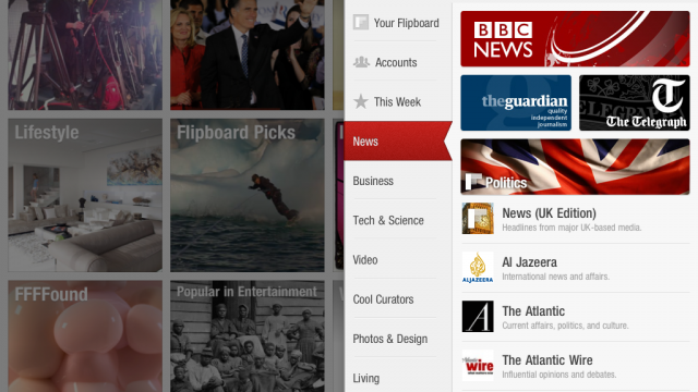 Flipboard Launches Additional Content Guides: International Users Get Location-Based Recommendations