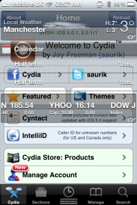 Jailbreak Only: NCControl - Control Your iPhone While Viewing Notification Center