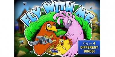 Electronic Arts Launches Fly With Me: Another Bird-Based iOS Game Hits The App Store