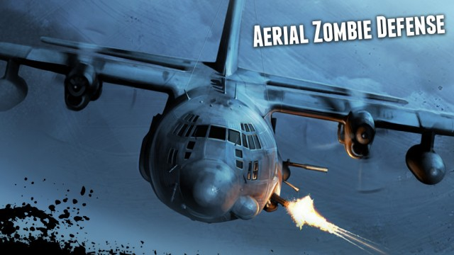 Protect The Residents Of Pleasant Acres In Zombie Gunship's Latest Update