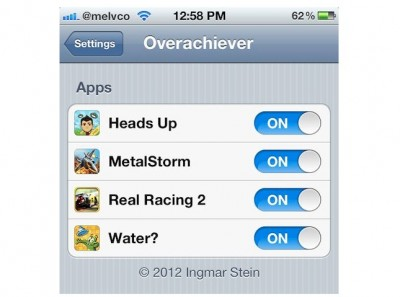 Jailbreak Only: Overachiever Can Auto-Fill Your Game Center Achievements