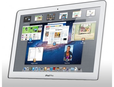 Could Apple Be Planning On Launching An iPad Powered By OS X?