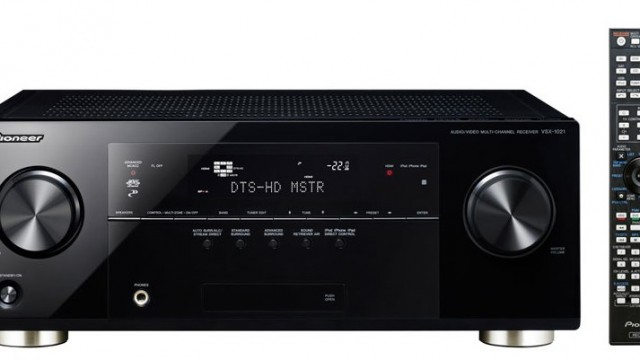 Product Review: Pioneer 7.1-Channel VSX-1021-K AV Receiver