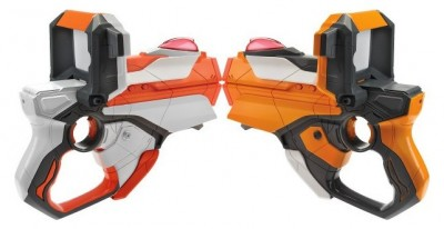 Hasbro To Launch iOS Device-Compatible Laser Tag This August