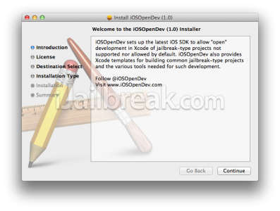 Jailbreak Only: iOSOpenDev Now Available To Download For OS X