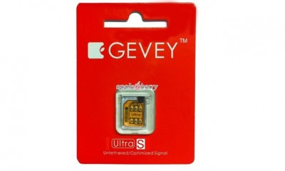 GEVEY SIM Unlock For iPhone 4S Now Available To Preorder Online