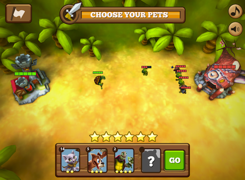 Don't Underestimate The Cuddly Creatures In Pets Vs Orcs