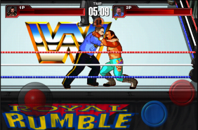 Get Into The Ring In WrestleFest Premium
