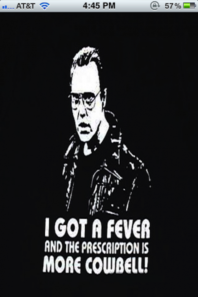 Quirky App Of The Day: I Got A Fever