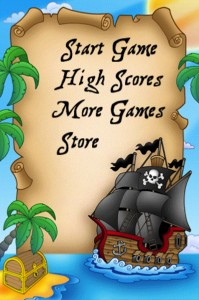 Quirky App Of The Day: Pirate Dots