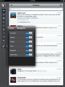 Tweetbot — A Twitter Client with Personality for iPad by Tapbots screenshot