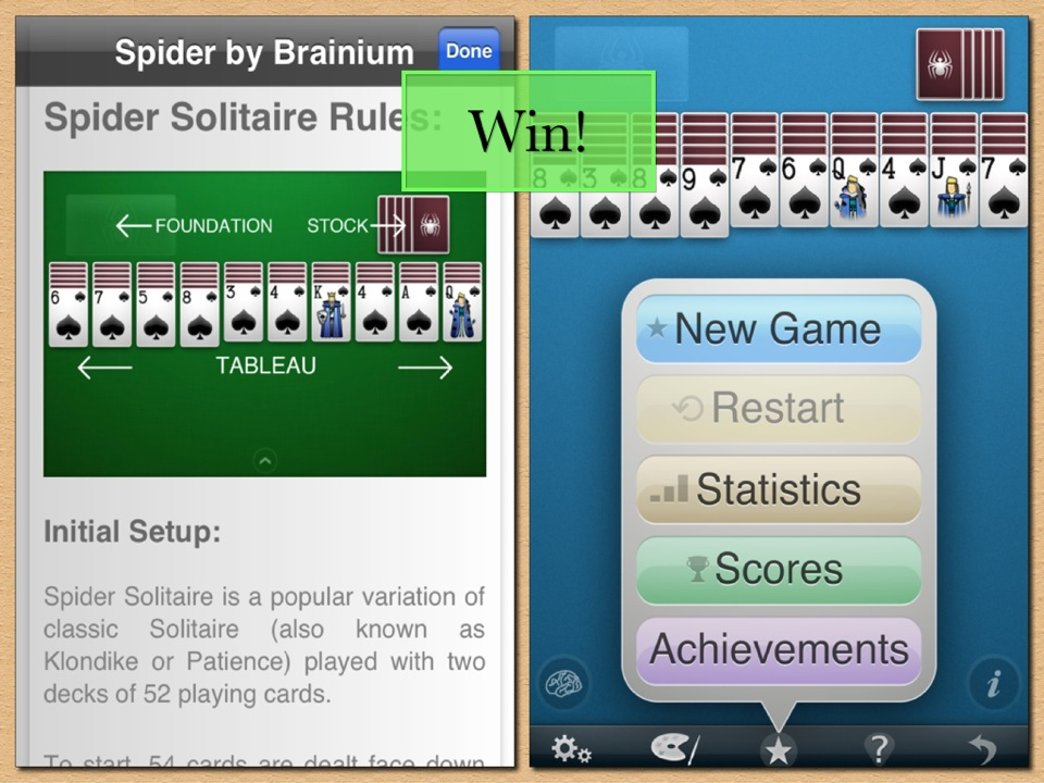 Win A Copy Of Spider Solitaire+!
