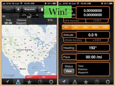 Win A Copy Of GPS Tracks Or GPS Tracks HD