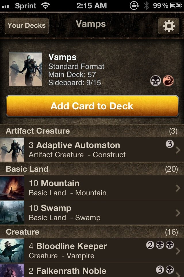 Magic: The Gathering Toolbox Is A Comprehensive App For Any Magic Player