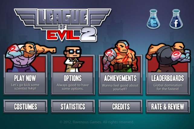 League Of Evil Is Back, Baby! This Sequel Is A Must For Any Platform Fan