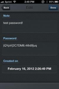 MasterKey by Partixel screenshot