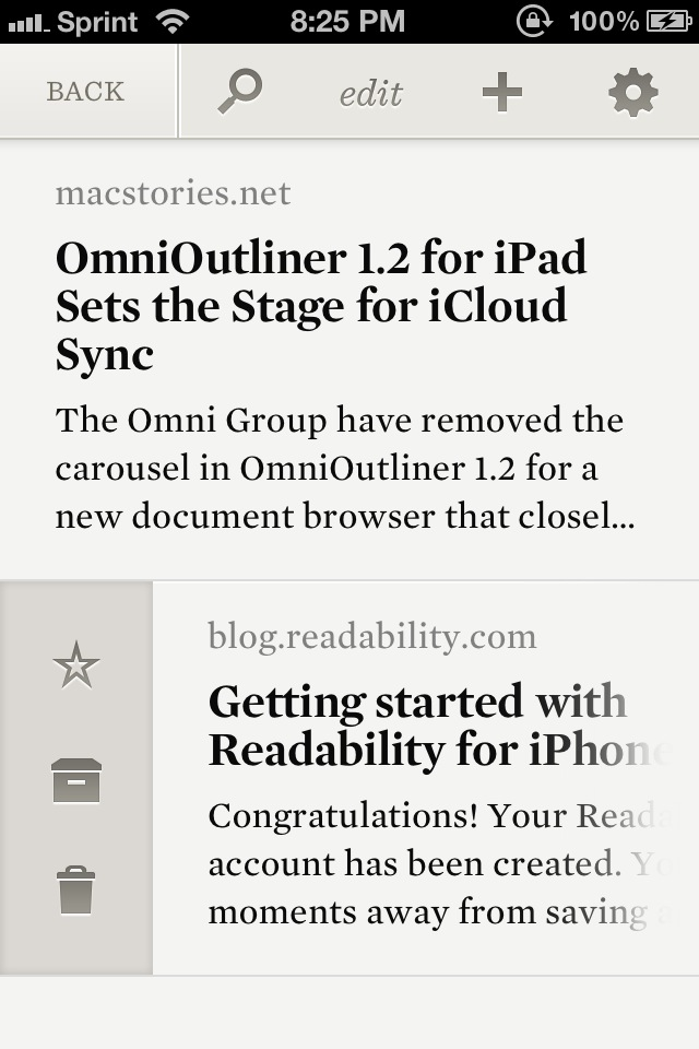 Readability Brings The Most Elegant Reading Experience Yet On iOS