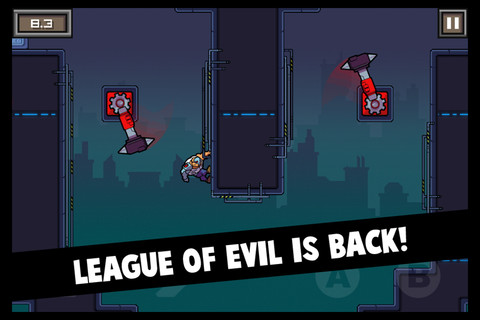 Stop The Evil Scientists Again With League Of Evil 2
