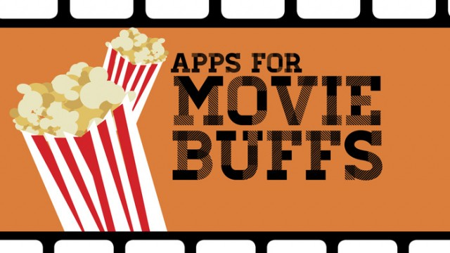 New AppList: Apps For Movie Buffs