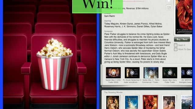 MovieQuest Gets An Update And You Can Win A Copy!