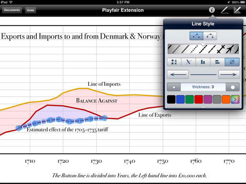 Updated iWork-Inspired iPad Graphing App Introduces New Document Browser