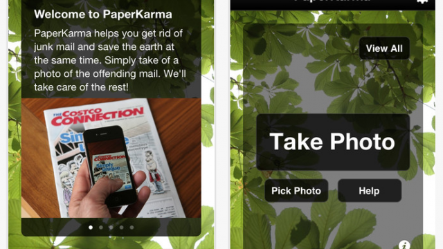 Save The World With PaperKarma