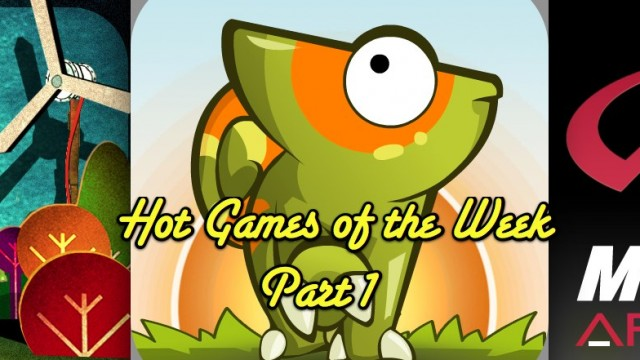 AppAdvice Daily: Gamer's Corner Part 1 - Hot Games Of The Week