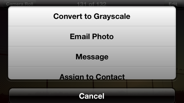 Jailbreak Only: Use GrayPix To Convert Your Images To Grayscale