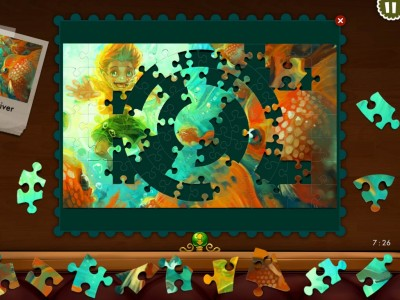 How Fast Can You Put Together A Puzzle? Win A Copy Of Jigsaw Mansion 2 And Find Out