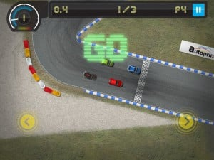 Pocket Racing 2 by Measured Software screenshot