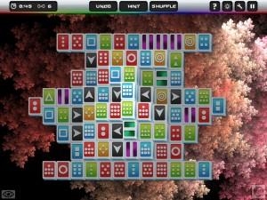 1001 Ultimate Mahjong Free by Clickgamer.com screenshot