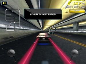 Rogue Racing by Glu Games Inc. screenshot