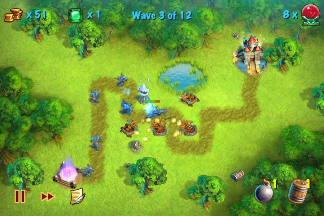 Towers N' Trolls: Your Average Tower Defense Game