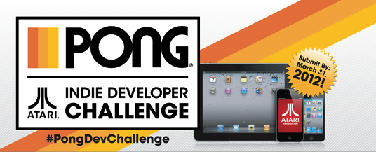 Atari Launches Pong Indie Developer Challenge, Contest Rules Deemed Exploitive