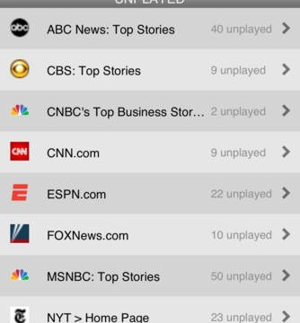 RSS Talk Feeds Your Need For News On The Go
