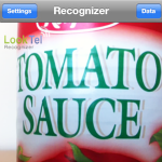 LookTel's Recognizer App Finally Hits The App Store