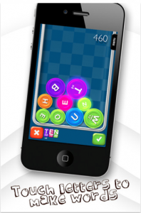 WordCrasher Blitz by Kevin Ng screenshot
