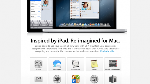 AppAdvice Daily: OS X Mountain Lion Announced - Video Walkthrough
