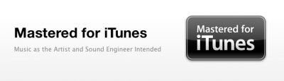"Apple's ""Mastered"" Project To Make iTunes Files Sound (A Little Bit) Better"